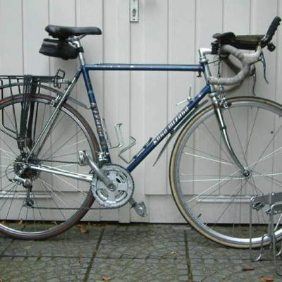 gewicht fiets belangrijk