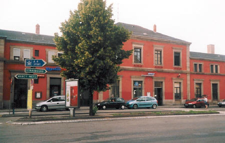 station Saverne